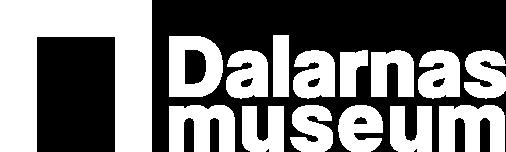 Dalarnas Museum Logo Vit